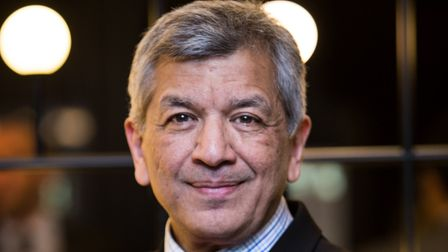 London Assembly member for City and East, Unmesh Desai