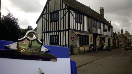 Oliver Cromwell's House in Ely