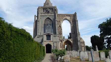 Crowland Abbey Open Day on Saturday June 19 from 10am to 4pm