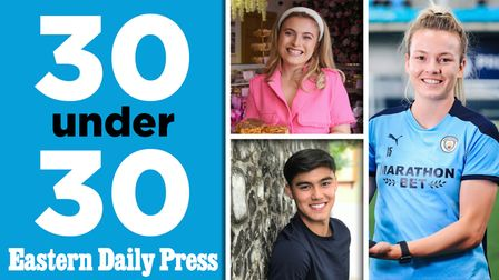 The Eastern Daily Press 30 under 30