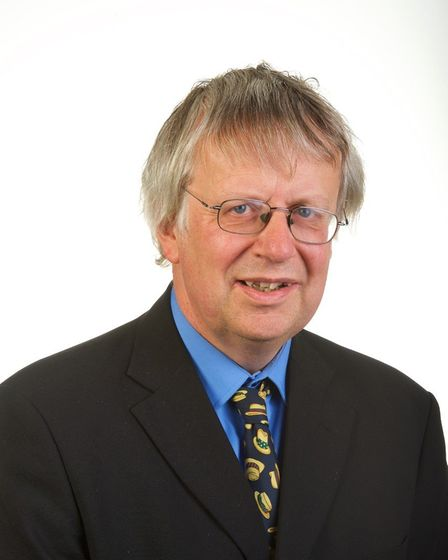 Town, district and county councillor Phillip Duigan believes Dereham businesses have plenty to be po
