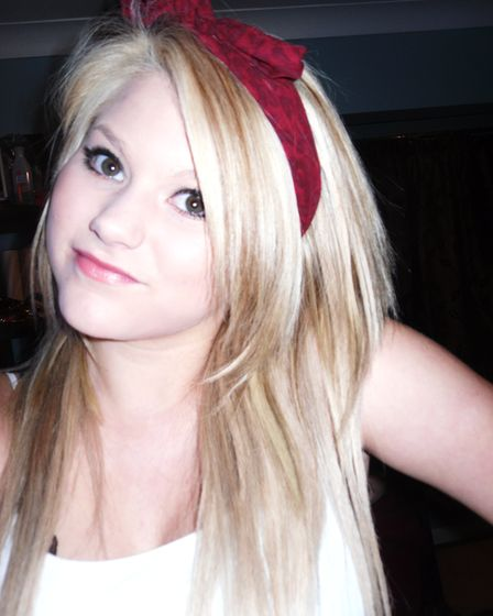 Stowmarket High School pupil Lily Webster who was 15 years old when she died in 2012