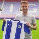 Wigan have signed Portsmouth captain Tom Naylor on a free transfer. Photo: Wigan Athletic