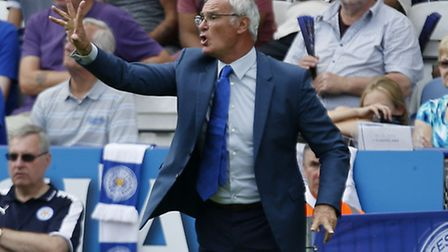 Leicester City's manager Claudio Ranieri expects a strong response to a first real setback on his wa
