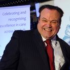 Shaun Williamson, who played Barry in EastEnders, is set to host the 2021 Suffolk Care Awards.