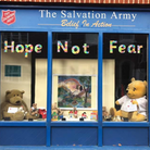 The Salvation Army in Sudbury raised over £10K in the space of two months to help local people