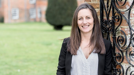 Donna Stockley, wedding and events manager at Glemham Hall