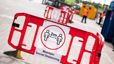 Social distancing measures are still in place for another month, following Monday's announcement from the government