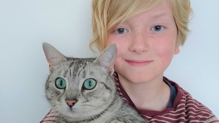 Ten-year-old Hector Marriott has made the finals of the BAFTA Young Game Designers (YGD) competition