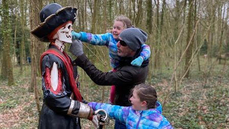 Odin Events are bringing the UK adventure trail to the Raynham Estate near Fakenham from July 24 through to the end of August