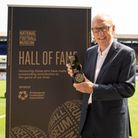 Terry Butcher has been inducted into the National Football Museum Hall of Fame