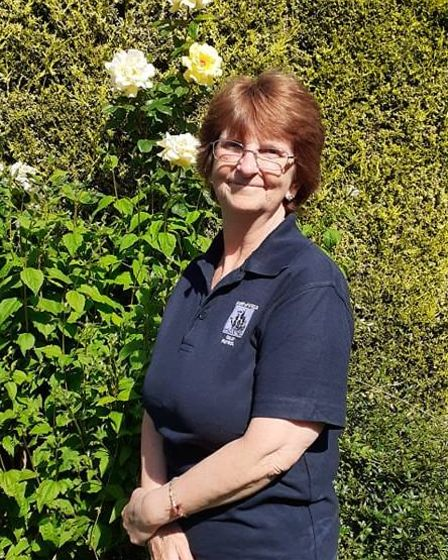 Sue Riseborough from Wells-next-the-Sea was the first and last gillying volunteer in the seaside town from 2016 to 2019.