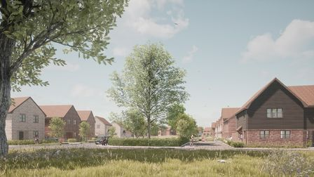 More details on a 350-home development off Norwich Road in Attleborough have been revealed