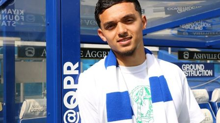 Andre Dozzell has signed for QPR in a deal understood to be worth an initial £1m. Photo: QPR