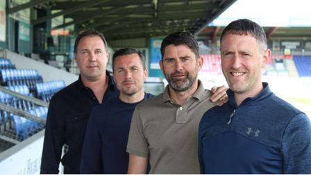 Former Ipswich Town assistant manager Stuart Taylor is back in football at Ross County