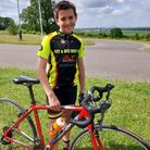 Ely & District Cycling Club junior rider Harvey Woodroffehas kicked off his busy race calendar for 2021.
