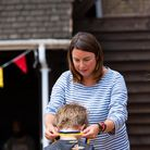 Emma White, who owns Small World Kindergarten in Ipswich, is opening a new nursery at Kersey Mill near Hadleigh.