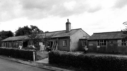 The Honeypot Centre, in Bungay, in August 1980.