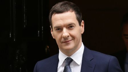 The Chancellor will make his speech to Conservative activists today Yui Mok/PA Wire
