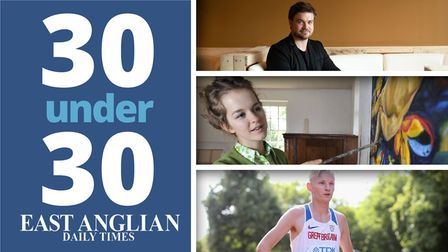The East Anglian Daily Times30 under 30 list