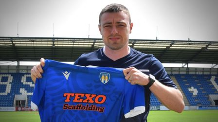 Freddie Sears has signed for Colchester United