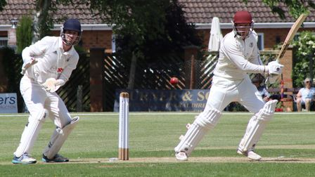 March Town 2nds vs Royston