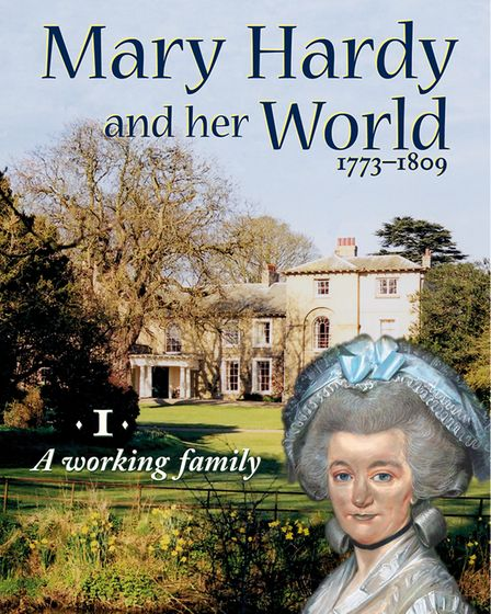 From the cover of the first volume of Mary Hardy and her World