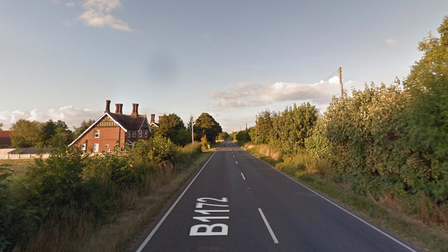 London Road, Suton, in South Wymondham where gypsies and travellers wanted to establish a home