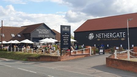 Nethergate Brewery in Long Melford