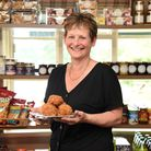 Beverley and Hannah Faulkner of The Saracens Head pub in Newton have opened a new village shop Pict