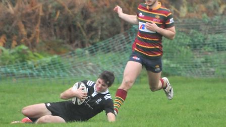 holt try