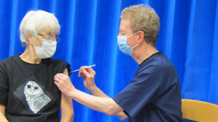 Last chance to book your Covid-19 vaccination at several East Cambs surgeries.