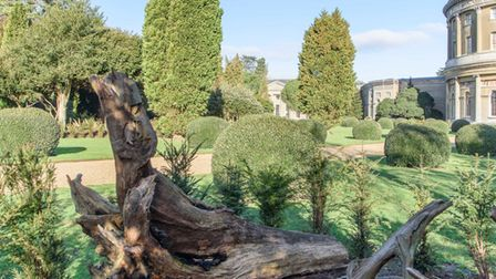 Ickworth's Italianate garden is one of the first of its kind in the UK.