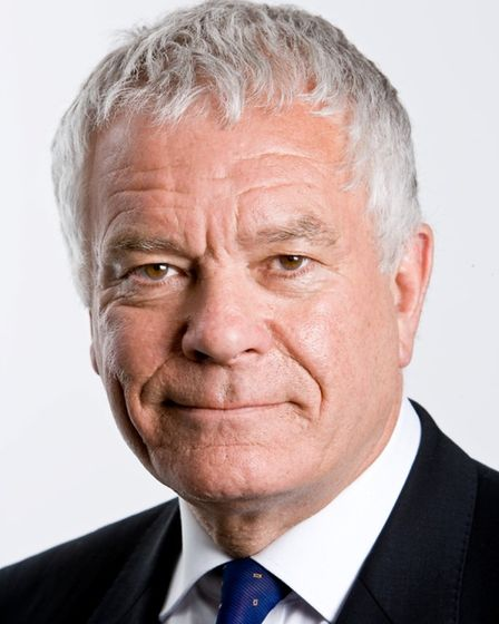Anthony Douglas CBE, independent chair of the Suffolk Safeguarding Partnership