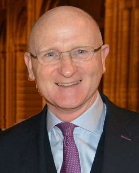Tom Kerby, a former councillor for East Cambridgeshire District Council and former deputy mayor of Newmarket.
