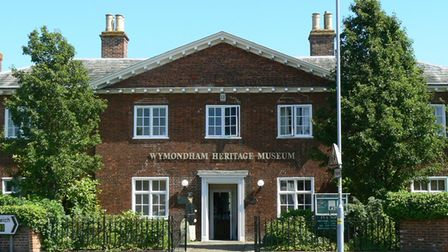 Opening again on Monday June 21 and what a story it has to tell. Picture: Wymondham Heritage Museum