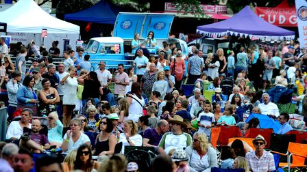 Nearly Festival in Bury St Edmunds is now planned to take place over a weekend in August.