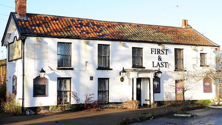 The former First and Last pub on the edge of Ormesby.Picture: James Bass