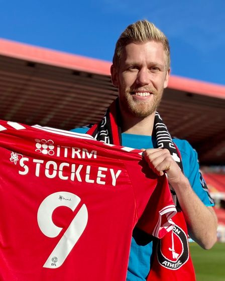 Charlton Athletic have signed Jayden Stockley from Preston on a permanent basis. Photo: CAFC