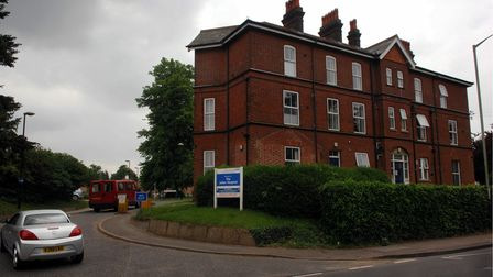The Julian Hospital, Norwich; For : Evening News/EDP; Copy : Katie Cooper/Shaun Lowthorpe; Photo : S
