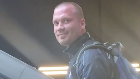 Police want to speak to this man in connection with a sexual assault at Canary Wharf Tube station on June 6.