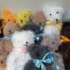 These handmade teddies weredropped off to the team at Ely Police Station by a member of the public.