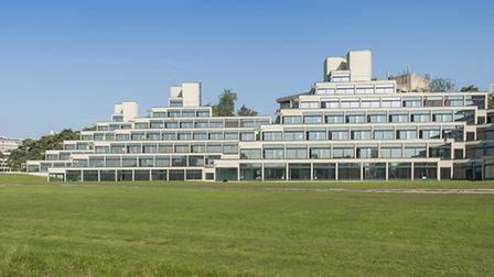 University of East Anglia. Picture: Supplied