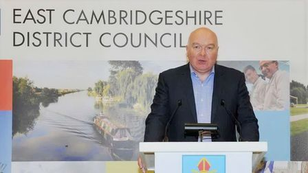 Chief executive John Hill looks to be confirmed as joint chief executive of the Cambridgeshire and P