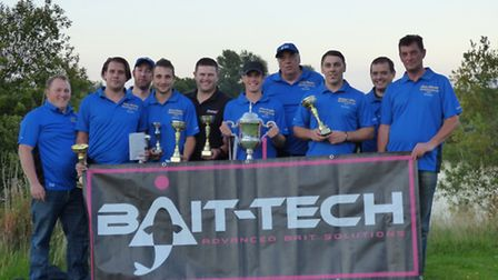Dersingham Angling Club became the first norfolk side to be champions in the supercup competition ho