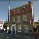 Lloyds is to close its Mildenhall branch