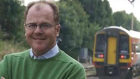 George Freeman is urging residents of Wymondham and Attleborough to take his survey on the Cambridge