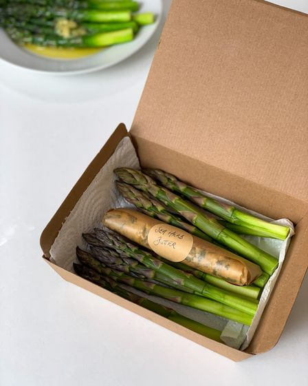 One of Alice Norman's range of Pinch meal box sets