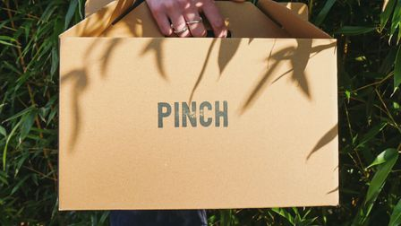 A Pinch box from chef Alice Norman