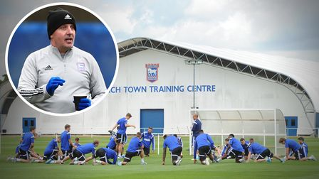 Paul Cook is looking to hold open training sessions for fans at Playford Road